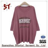 Vestuário Customed as mulheres de alta qualidade T Shirt impresso