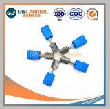 Rotativa de carburo de tungsteno las rebabas de máquina CNC