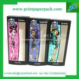 さまざまなデザインペーパー香水包装ボックス作成