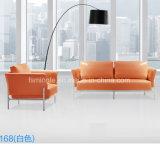 현대 거실 디자인 여가 나른하은 가죽 소파