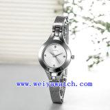 Concevoir les montres-bracelet classiques d'alliage de montre (WY-021D)
