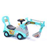 Игрушки линии детей бака автомобиля тележки волшебной игрушки индуктивных Fangle