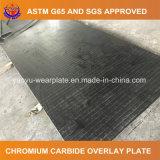 Высокая Chrome Hardfaced сварки износной пластины