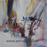 Nordic de haute qualité Photo sur toile peintures d'huile abstraite en violet