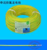 Alambre eléctrico de la aplicación de gas del Teflon, cable de la aplicación de gas