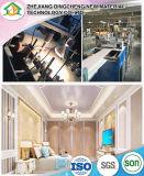 Clips del PVC del fabricante de China de la buena calidad para los perfiles DC-41 del revestimiento y del techo de la pared