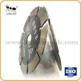2 mm de espesor de la hoja de sierra de diamante granito marmol cuarzo