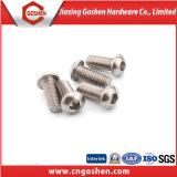 Aço inoxidável ISO 7380 Parafusos de Cabeça Sextavada
