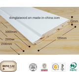 Panneau de mur en bois de plancher pour des matériaux de construction