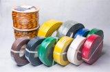 Isolation en PVC sur le fil conducteur en cuivre solide BV Câble électrique
