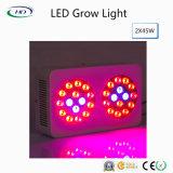 Ahorro de energía LED serie Apolo crecer la luz para el crecimiento del sistema hidropónico