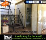Snelle Wellcamp bouwt de Villa van de Container van de Stijl van de Zolder/het Huis van de Container