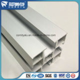 6063t5 het zilveren Geanodiseerde Industriële Profiel van het Aluminium voor Lopende band
