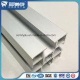 Profilo di alluminio industriale anodizzato d'argento della fabbrica 6063t5 per la catena di montaggio