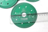 Диамант Turbo высокого качества 110mm увидел лезвие для вырезывания керамической плитки