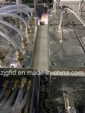 Linha da extrusão da placa da espuma do PVC WPC