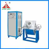 De industriële Elektrische Smeltende Oven van de Inductie voor het Gouden Aluminium van het Staal van het Koper