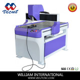 Maquinaria de carpintería que hace publicidad del ranurador del corte del CNC (VCT-6090S)