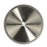 Tctはアルミニウム切断については鋸歯、金属の切刃を