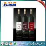 Etiqueta do vidro de vinho do Hf RFID