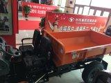 Shifeng Fengjun 1 Vervoer/Lading/draagt voor de Kipwagen van de Mijnbouw van de Driewieler 500kg -3tons met Cabine