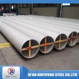 Tubo soldado/tubo del acero inoxidable del fabricante AISI 304 de China