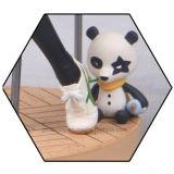 Пластичный рисунок игрушка Anime меда украшения автомобиля