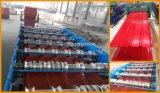 Professionnels et de la couleur PPGI galvanisé recouvert de fournisseur de toiture en métal