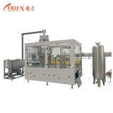6000bph (1リットル)オイルの満ちるキャッピングの一体鋳造機械