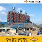 Salvare la macchina dei Jiggers dell'acqua per l'impianto di lavorazione del manganese