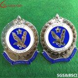 Perni del risvolto del distintivo dell'oro della bandierina di Cystom UAE Nationnal della fabbrica