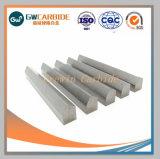 Várias tiras de carboneto de tungsténio fundido tiras