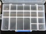 Caixa plástica do recipiente de armazenamento da alta qualidade quente da venda (Hsyy1215)