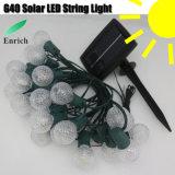 2018新しい! 太陽動力を与えられたG40 LEDストリングライト