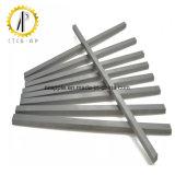 K20 Faixa de carboneto de tungstênio sólido quadrado de carboneto de blade em branco