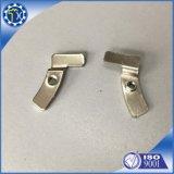Kundenspezifisches Messingstempeln, CNC-mechanische unbelegte Teile, hohe Präzisions-Metall, das Teile stempelt