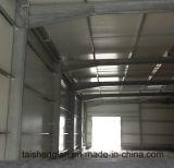 Hecho en estructura de acero modificada para requisitos particulares China del diseño
