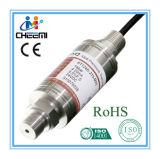 Transmissor de pressão industrial com componente Encapsulated inoxidável da soldadura de aço