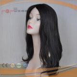 Parrucca ebrea superiore della pelle dei capelli di Remy del Virgin (PPG-l-01806)