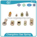 O nitrogênio comprimir a mola a gás