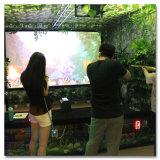 Máquina de jogos para vários jogadores com simulador de tiro de caça de pistola para Shopping Mall