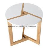 Tableau dinant en bambou rond de qualité