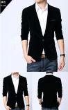 Мужчин в непринужденной обстановке Блейзер куртка Блейзер мужчин костюм зачинателей этого процесса