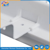 Cristal transparente exterior IP65 de la pared Solar Foco LED de techo