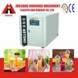 Refrigerador para la taza plástica automática que forma la máquina (LS203S)
