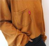 رجال/نساء نمو [ت-شيرت] يوميّة عرضيّ, قفص صدر مع جيب