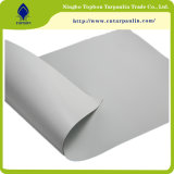 tessuti rivestiti bianchi del Rolls della tela incatramata del PVC 850GSM per le tende Tb033
