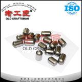 Bouton d'outil à pastilles de carbure de tungstène/carbure de tungstène pour le morceau de foret de PDC