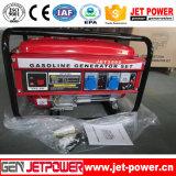 제트기 시리즈 가솔린 엔진 발전기 2.5kw 휴대용 가솔린 발전기