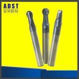 O carboneto de tungsténio 12mm de diâmetro a fresa para máquinas-ferramentas